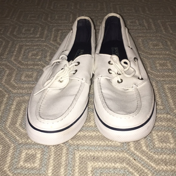 Sperry Shoes | White Sperrys Shoe